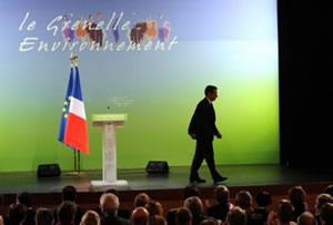 Green shades after French election