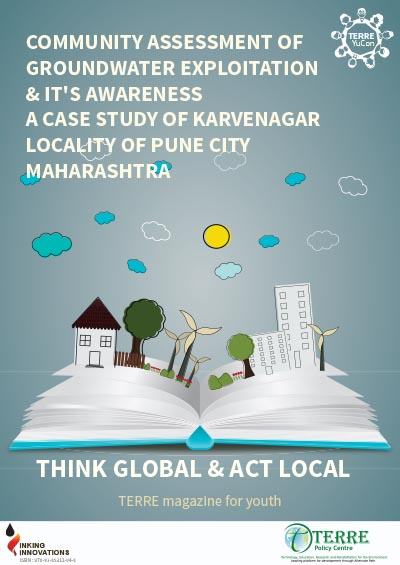 Community Assessment of Groundwater Exploitation & it's Awareness a case study of Karvenagar locality of Pune city, Maharashtra