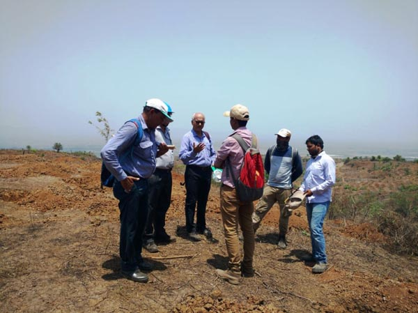 Evaluation at Million Tree Plantation Program