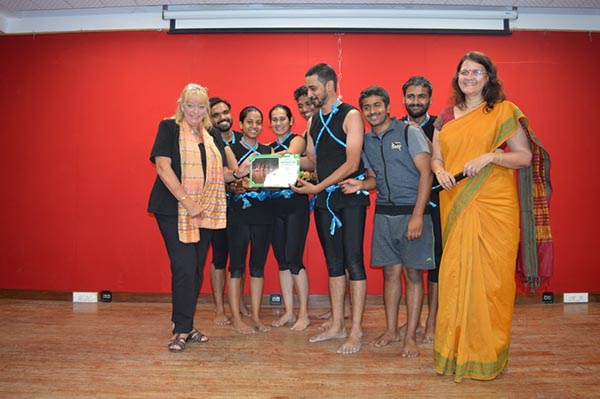 TERRE felicitated the Awardee of Prakashache Bet (12th edition)
