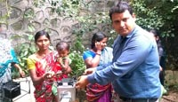World Ozone Day celebrated by distribution of smokeless cook stoves