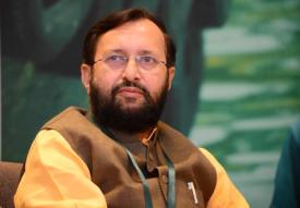 Hon. Shri Prakash Javdekar, Minister of State (Independent Charge), Ministry of Environment, Forests & Climate Change, India